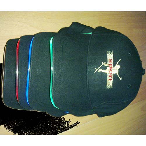 casquette lumineuse led style neon pic4