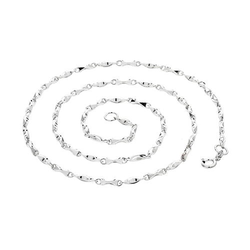 chaine femme argent 8600008 pic3