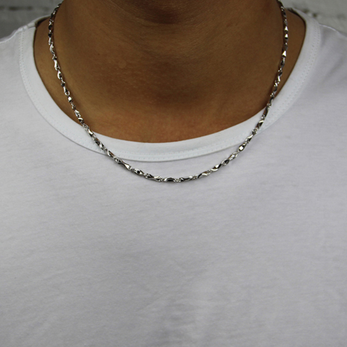 chaine femme argent 8600008 pic5