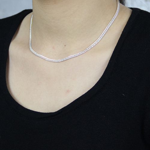chaine femme argent 8600023 pic4