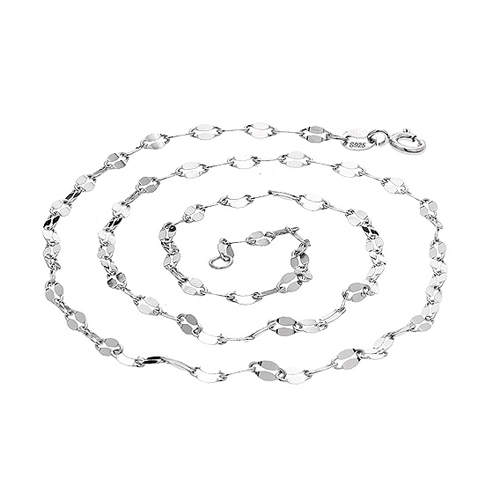 chaine femme argent 8600035 pic3
