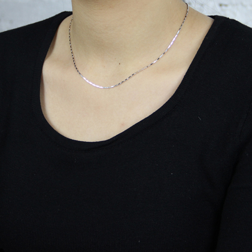 chaine femme argent 8600049 pic4