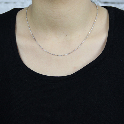 chaine femme argent 8600052 pic4