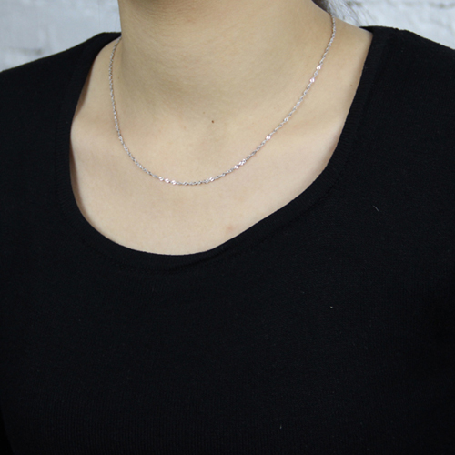 chaine femme argent 8600052 pic5