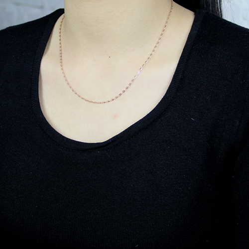 chaine femme argent 8600055 pic4