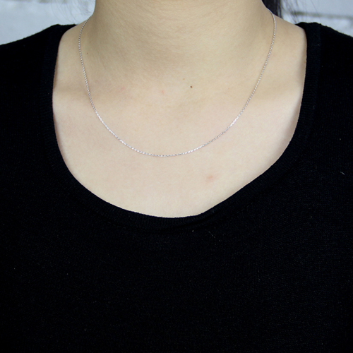 chaine femme argent 8600062 pic4