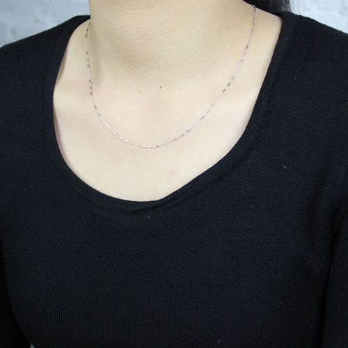 chaine femme argent 8600064 pic4