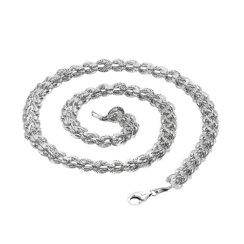 chaine femme argent 8600068 pic3