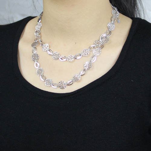 chaine femme argent 8600075 pic4