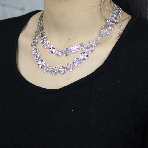 chaine femme argent 8600076 pic4