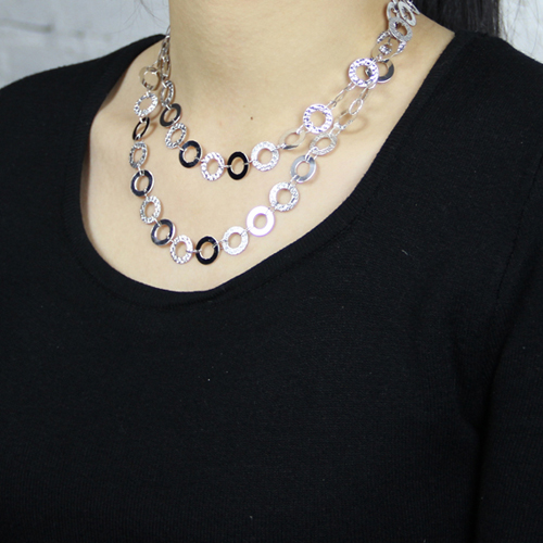 chaine femme argent 8600077 pic4