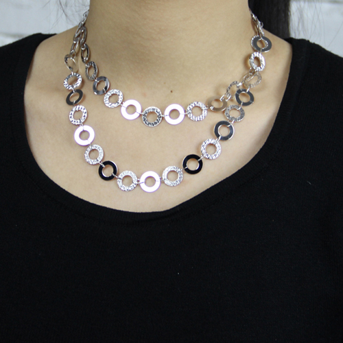 chaine femme argent 8600077 pic5