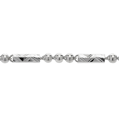 chaine homme argent 8600004