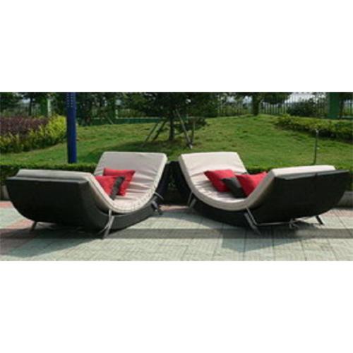 chaise longue rotin PF3072