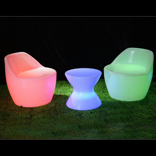 chaise lumineuse led RGB CHLED6935 pic2