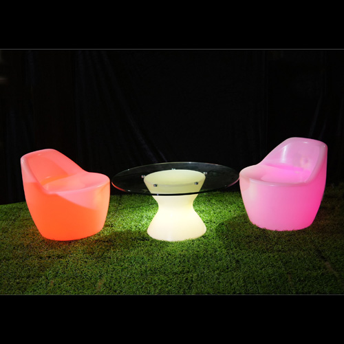chaise lumineuse led RGB CHLED6935 pic3