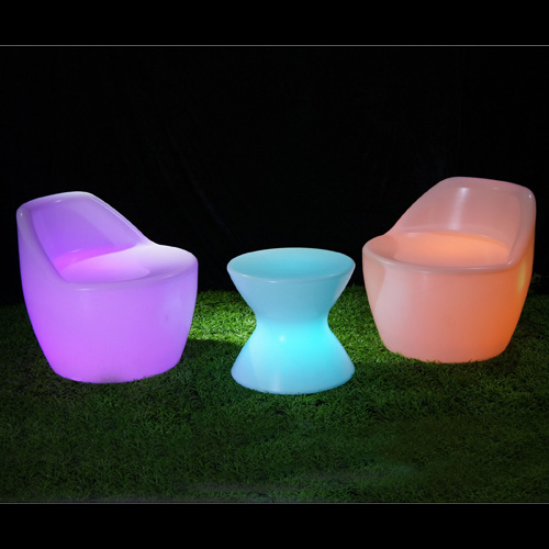 chaise lumineuse led RGB CHLED6935