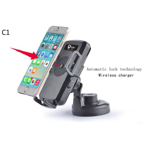 chargeur sans fil voiture C1 pic3