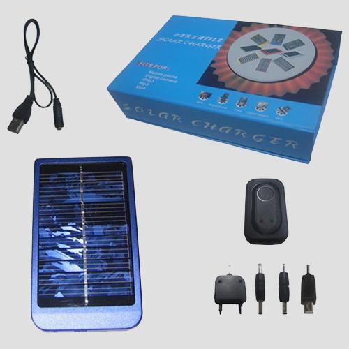 chargeur solaire D01P