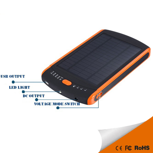 chargeur solaire 23000 mah CHSOL23 pic2