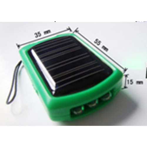 chargeur solaire SOL955