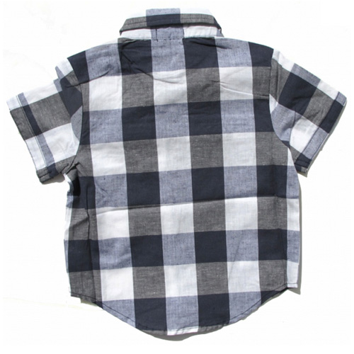 chemise 2 poches garcons TTPR2151 pic2