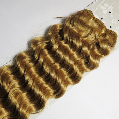 cheveux naturels 18p boucles