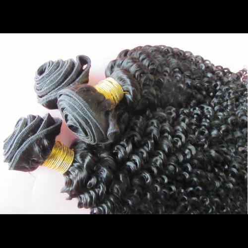 cheveux naturels 20p noirs pic3
