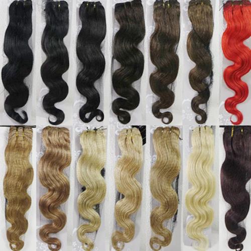 cheveux naturels boucles 22p