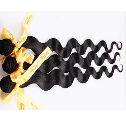 cheveux naturels boucles noirs 20p
