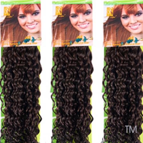 cheveux naturels europeens frises brillants
