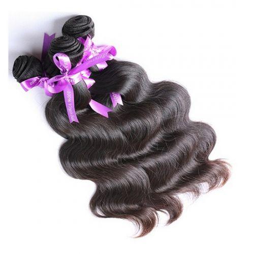 cheveux naturels humains 9502 pic0