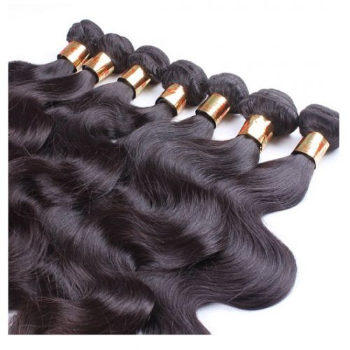 cheveux naturels humains 9525 pic0