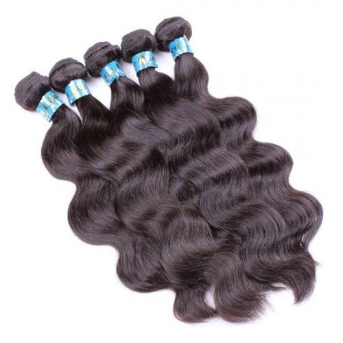 cheveux naturels humains 9527 pic0