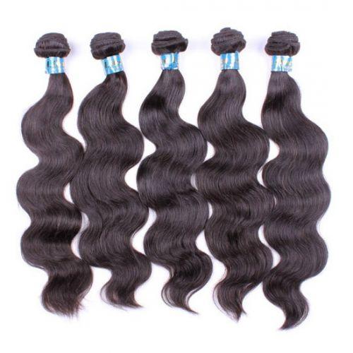 cheveux naturels humains 9600 pic0