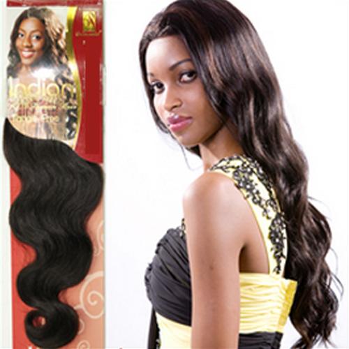 cheveux naturels indiens body