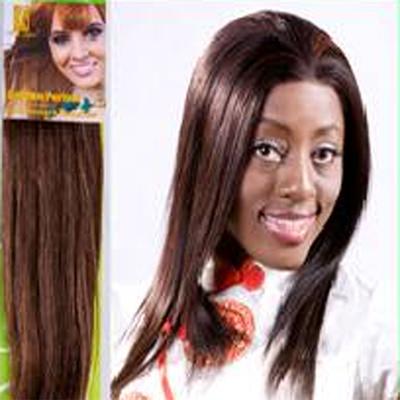 cheveux naturels malaisiens soyeux