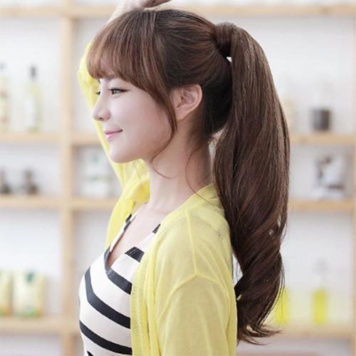 cheveux naturels queue de cheval 20p pic4