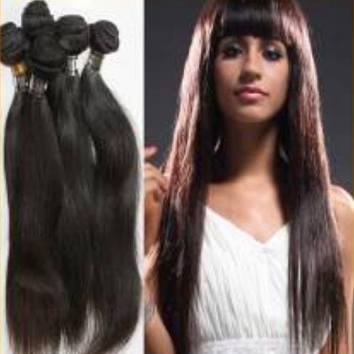 cheveux naturels sans traitement