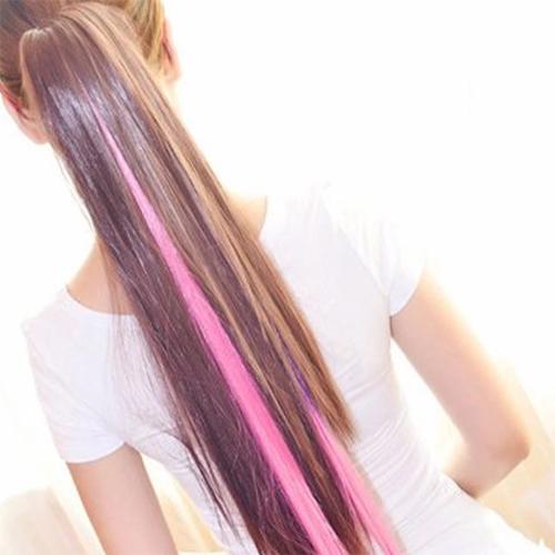 cheveux synthetiques 50cm pic10