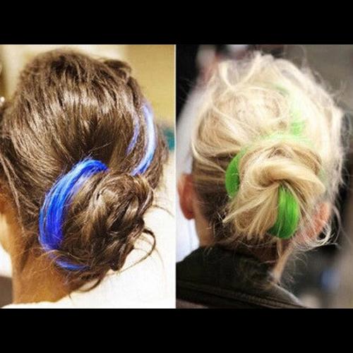 cheveux synthetiques 50cm pic18