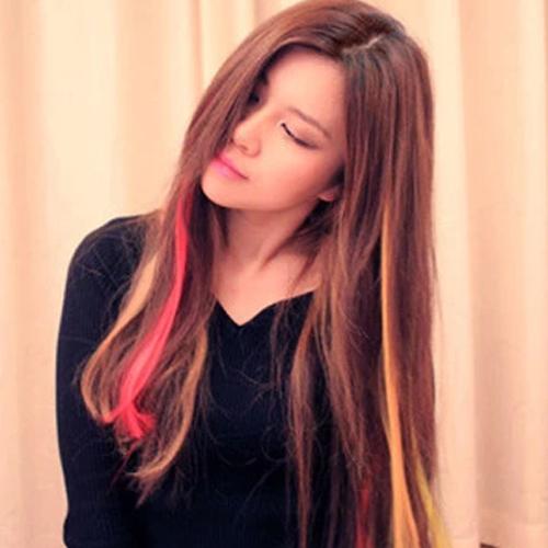 cheveux synthetiques 50cm pic5