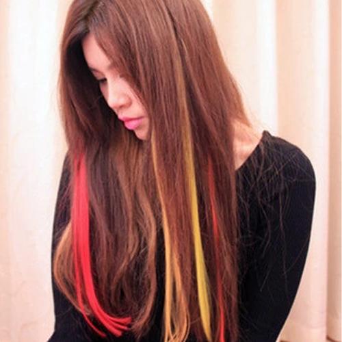 cheveux synthetiques 50cm pic6