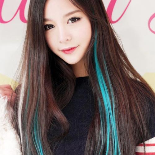 cheveux synthetiques 50cm pic8