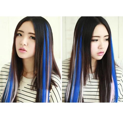 cheveux synthetiques 50cm pic9