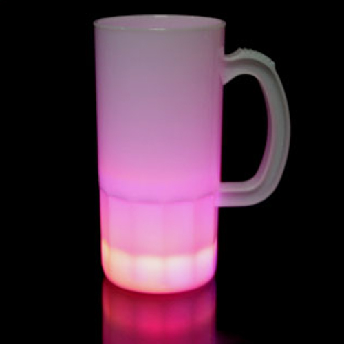 chope biere lumineuse led
