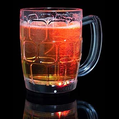 chope biere lumineuse led 800ml