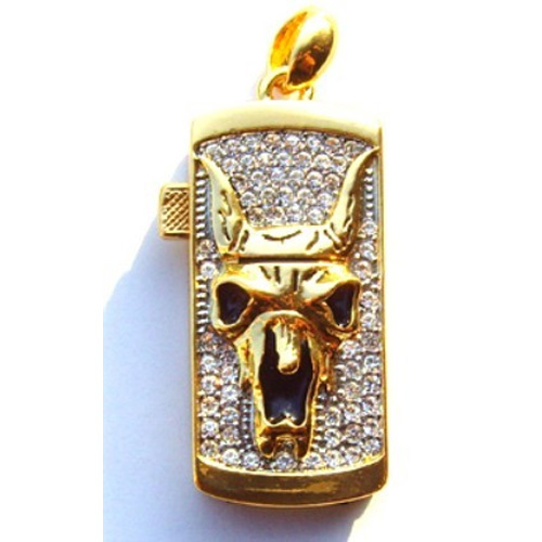 cle usb bijoux pendentif USBJW225