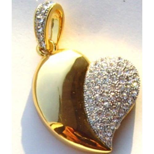 cle usb bijoux pendentif USBJW227