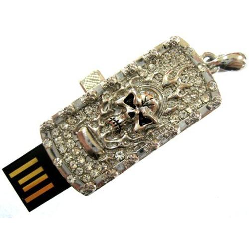 cle usb bijoux pendentif USBJW230